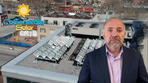 Innovation Award: CoGenerate Solar CEO: Ra'ed Arab CTO: Bruno Rocha