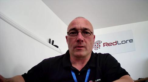 Bootstrap Capital Award: RedLore CEO: Niek Van Dierdonck