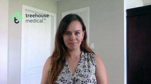 Community Impact Award: Treehouse Medical Founder: Julia Slanina