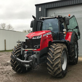 The new tractor for 2020