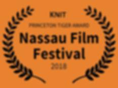 NassauFilmFest-KNIT-PtonTigerAward2018-.