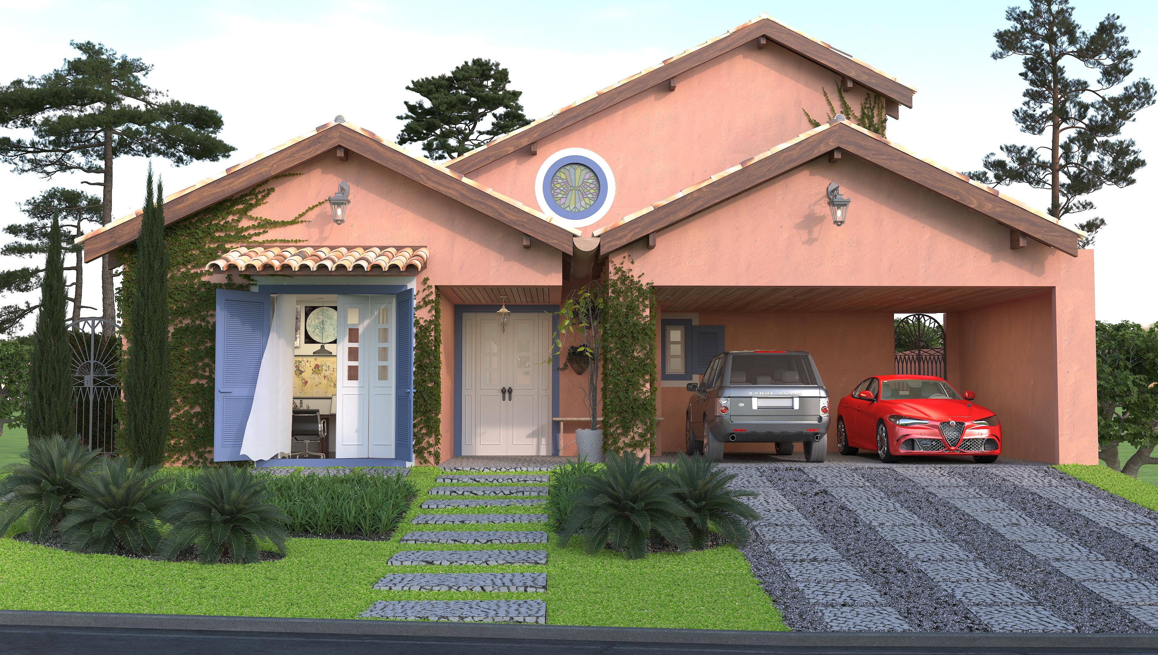 3D Estúdio - Al. Pintassilgo