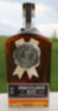 Jim Beam bottle specially for Kentucky Derby Festival finishers