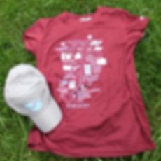 Kentucky Derby Festival Marathon shirt