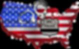 race medal, cops, police, america