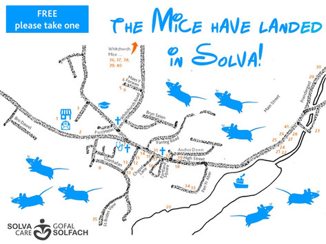Mouse Trail Map!