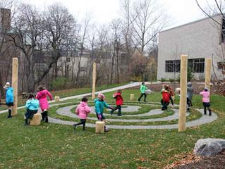 Los patios escolares como lugares de aprendizaje
