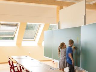¿Cómo evitar pasar frío en las aulas?