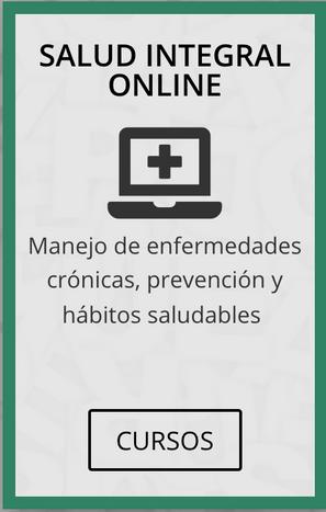 Salud Intergral Online