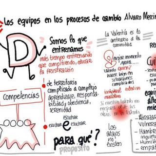 Diálogo con Álvaro Merino