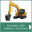 Excavator Tracked >10T CPCS - AMTrainingHebrides