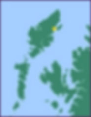 Outer Hebrides Map Location - AMTraining Hebrides