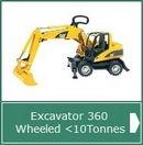 Excavator <10T CPCS - AMTrainingHebrides