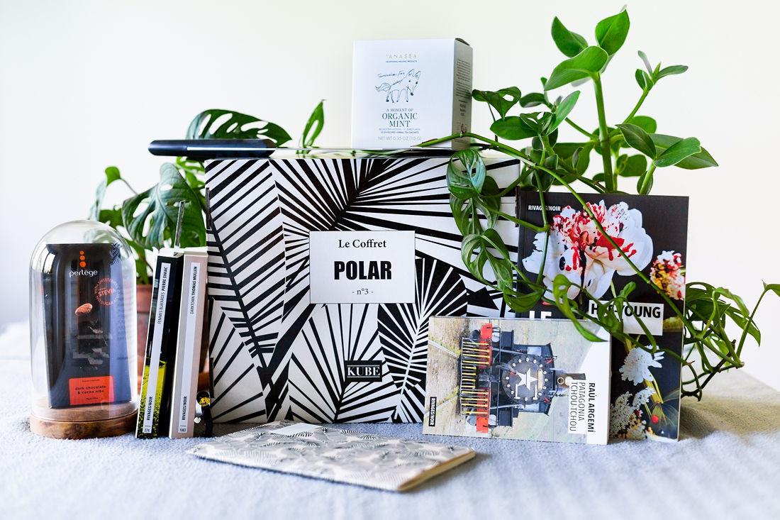 Coffret Livres - Polar n°3