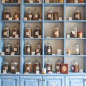 Чайные магазины 