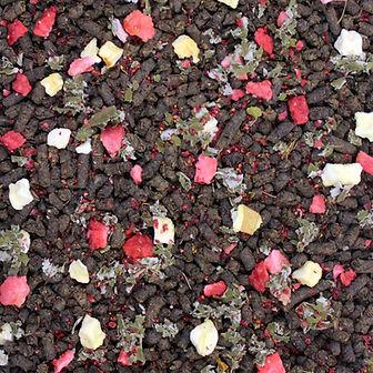 Иван-чай Клубничное наслаждение ферментированный. Купить иван-чай с клубникой