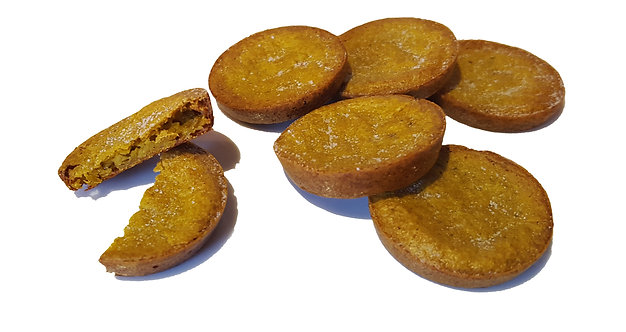 Fresh Basil, Parsley & Cheddar Cookies