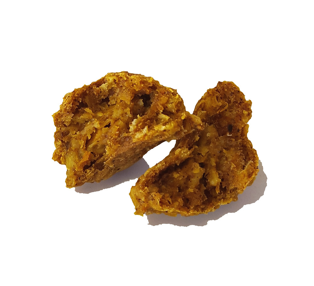 Spiced PUmpkin Oatmeal Cookie