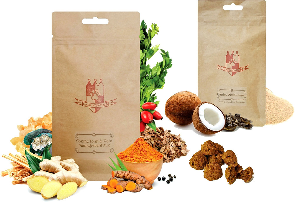 Our All Natural Remedies, Supplements & Healthy Treats