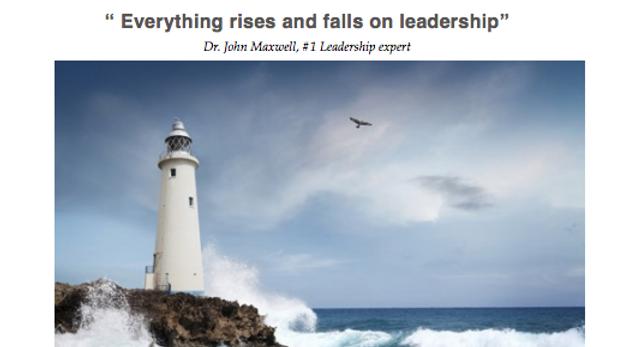 Leadership Boot Camp 101