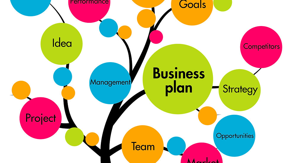 Detailed Business Plan For Growth & Funding