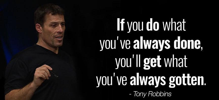 Tony Robbins | Dr. Allen Nazeri DDS MBA.