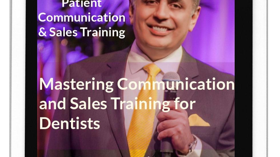 Mastering Communication & Sales for Dental Team