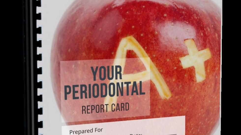 Periodontal Report Card