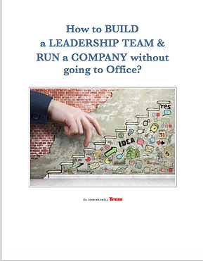 How to Build a Leadership Team & Run a Company without going to Office?  Speaker Allen Nazeri, The Leadership & Management Expert