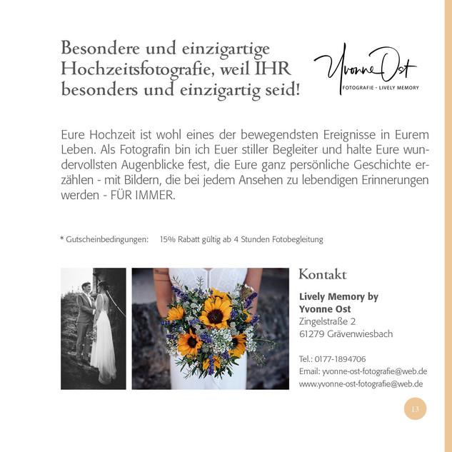 Hochzeits-GUTSCHEINBUCH