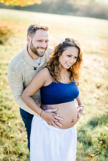 Schwangerschaftsshooting - Schwangerschaftsbilder - Babybauch