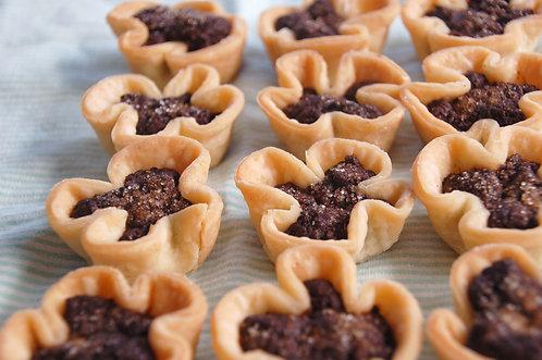 Mini Chocolate Bites - 2 dozen