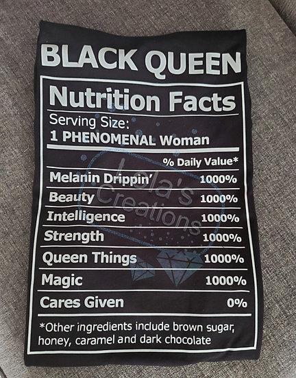 Black Queens Facts