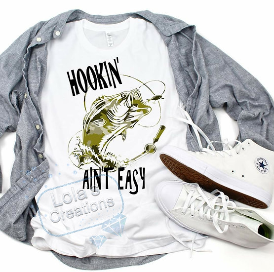 Camo Hookin Aint Easy