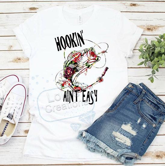Flower Hookin ain't Easy