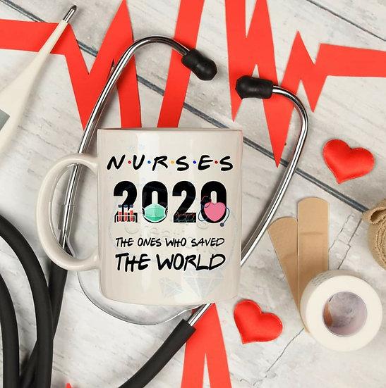 Nurse 2020 Mug
