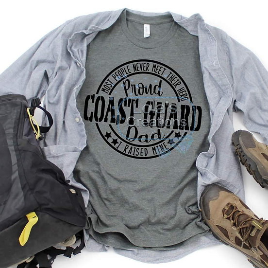 Coast Guard Dad