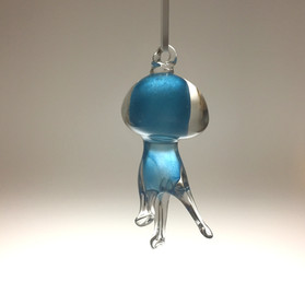 Mini méduse suspendue