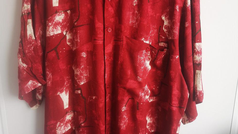 vintage red pintor