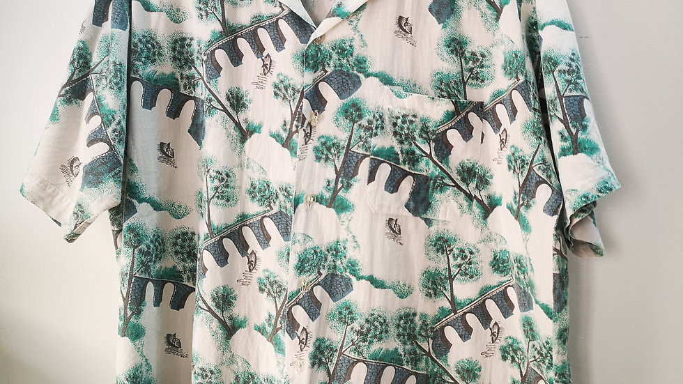 camisa vintage 90'