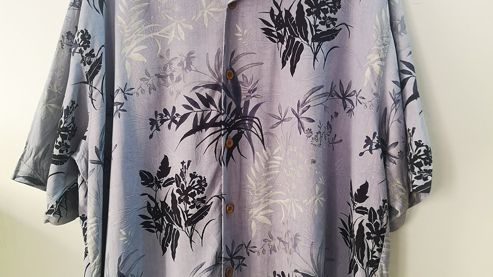 camisa hawaii vintage