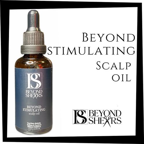 Beyond Stimulating- Scalp Oil