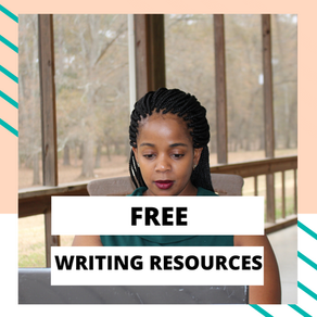 Are you maximizing all of your FREE writing resources?