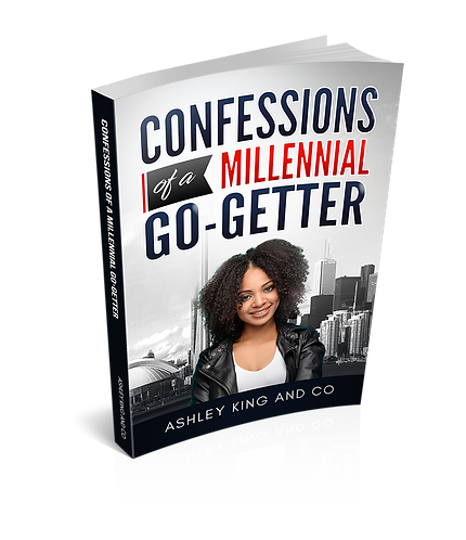 Confessions of a Millennial Go-Getter (Digital)
