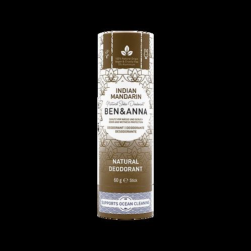 Ben&Anna - Deodorant Indian Mandarine
