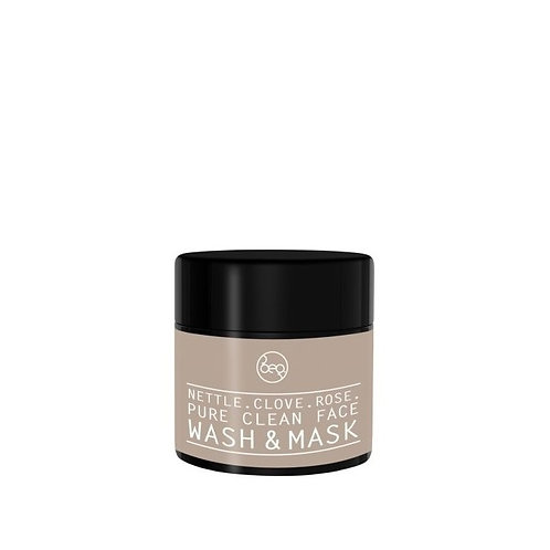 Wash & Mask - Pure Clean Face