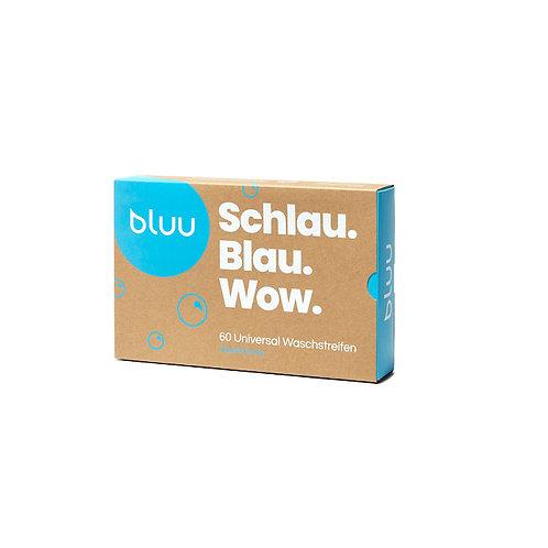 Bluu - 60 Universal Waschmittelstreifen