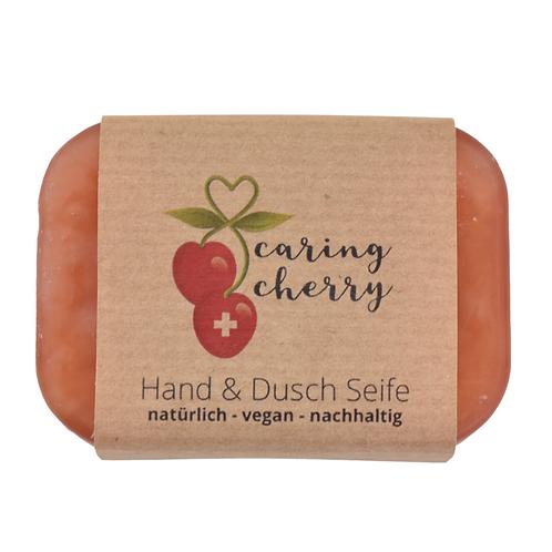 Caring Cherry - Hand & Duschseife