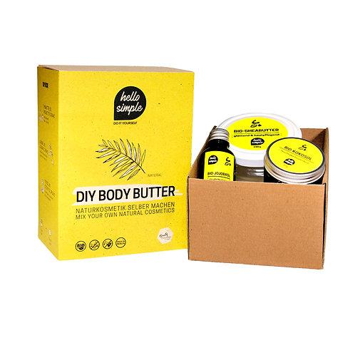 Hello Simple - DIY-Box Vegane Body Butter