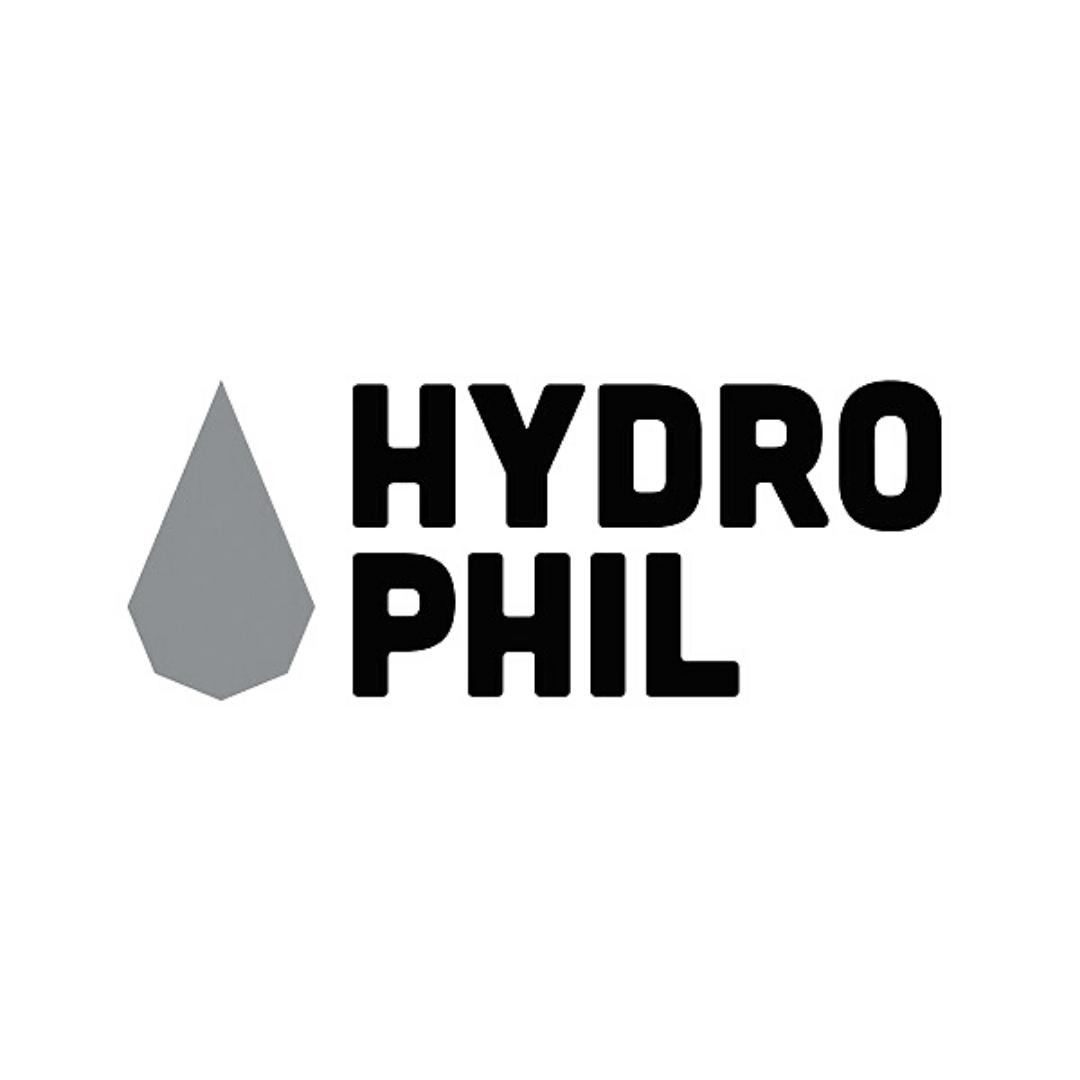 Hydrophil logo black white.png